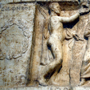 La bibliothèque du Ptolemaion dans les inscriptions