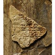 Inscriptions sur écritoires de Kalhu